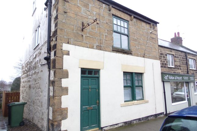 Thumbnail Town house for sale in Front Street East, Bedlington