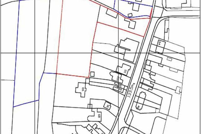 Thumbnail Land for sale in Station Road, Coalville, Leicestershire