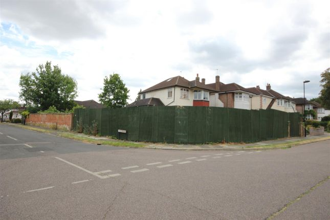Thumbnail Land for sale in Uplands Way, London
