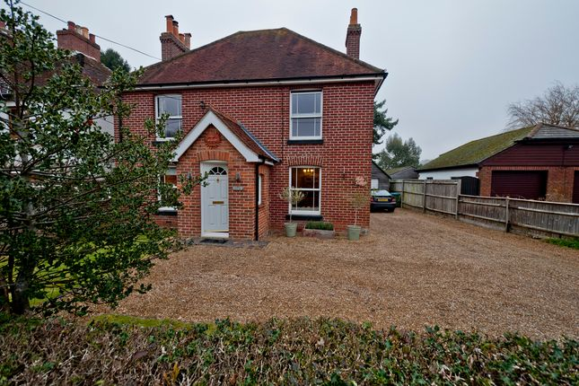 Thumbnail Cottage for sale in Funtley Road, Fareham