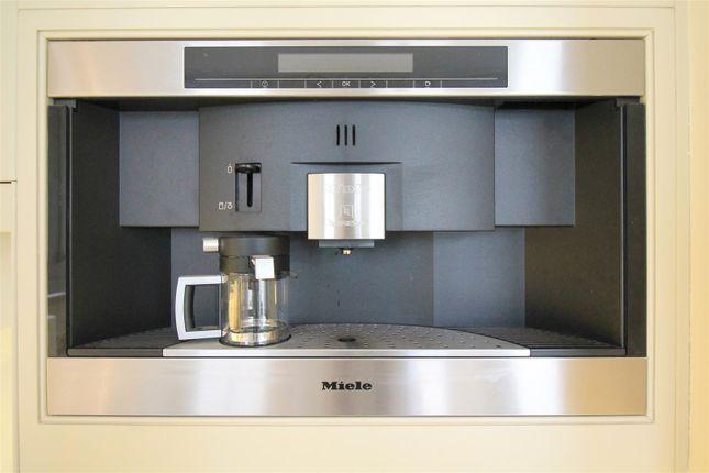 Integrated Espresso Machine