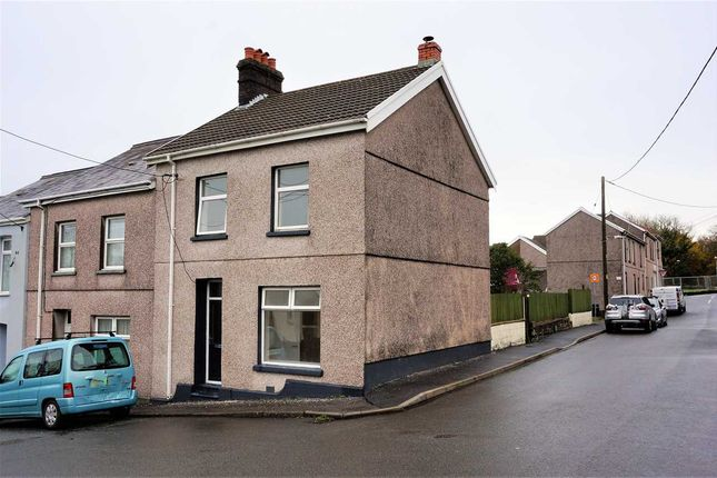 Thumbnail Semi-detached house for sale in Park Place, Tumble, Llanelli