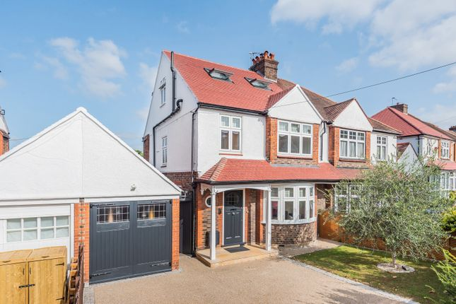 Thumbnail Semi-detached house for sale in Alric Avenue, New Malden