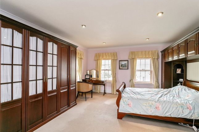 Master Bedroom of Chessingham Gardens, York YO24
