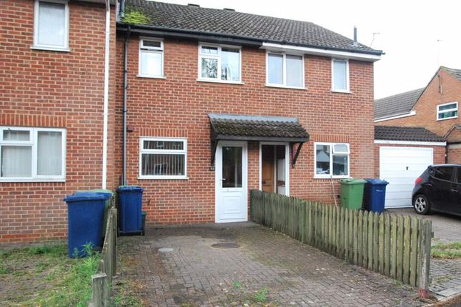 Thumbnail Terraced house for sale in Crescentdale, Longford, Gloucester