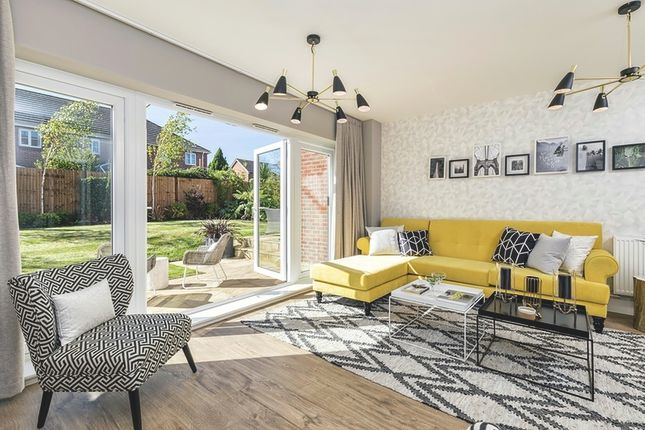 Thumbnail Semi-detached house for sale in De Burgh Gardens, Tadworth