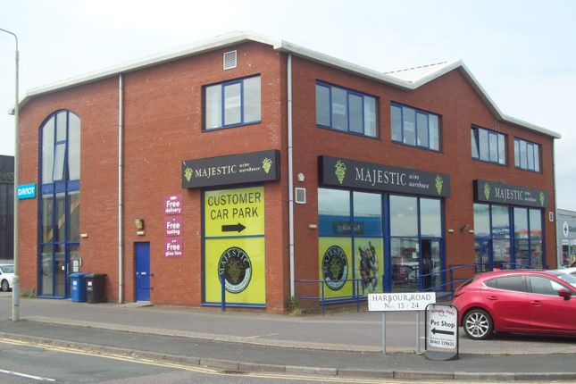 Thumbnail Office to let in First Floor Office, 13A Harbour Road, Inverness