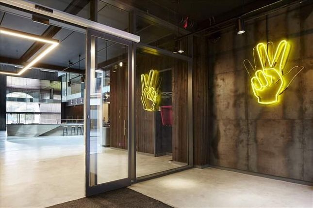 Thumbnail Office to let in Alphabeta Building, London