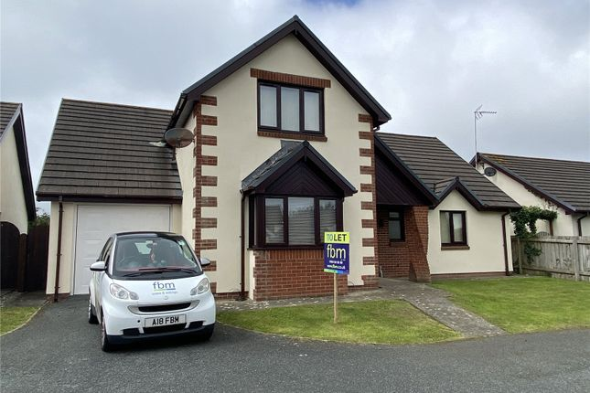Thumbnail Bungalow to rent in Heritage Gate, Haverfordwest, Pembrokeshire