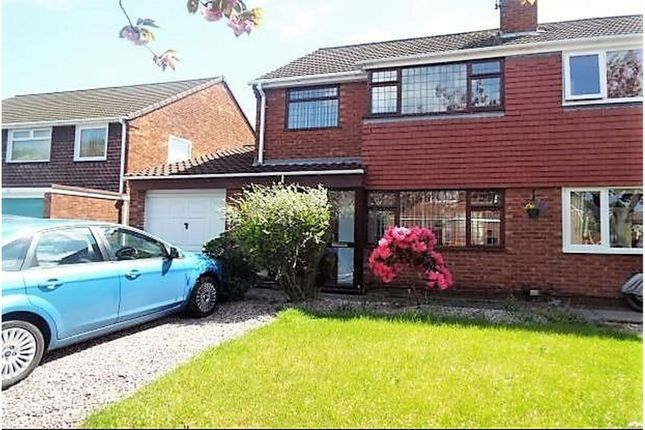 Thumbnail Semi-detached house for sale in Watkins Road, Willenhall