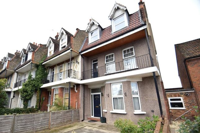 Thumbnail Terraced house for sale in London Road, Mitcham