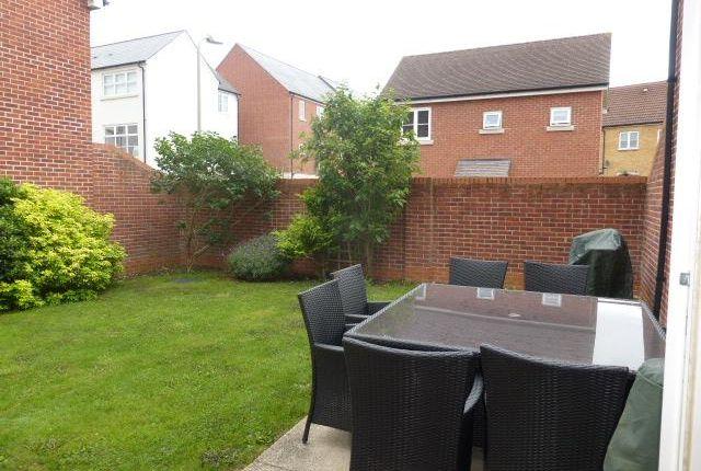 Garden of Basswood Drive, Basingstoke RG24