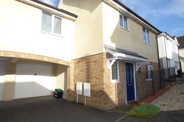 Thumbnail Semi-detached house to rent in Haytor Park, Kingsteignton, Newton Abbot