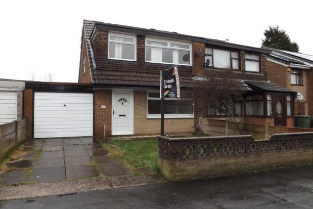 Thumbnail Property to rent in Dawn Close, St. Helens