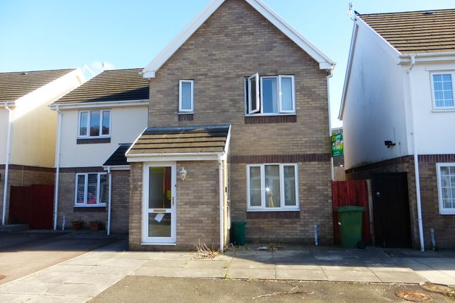 Thumbnail Semi-detached house for sale in East Street, Pontypridd