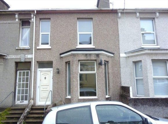 Thumbnail Semi-detached house to rent in Maida Vale Terrace, Plymouth, Plymouth