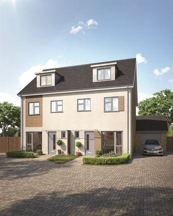 Thumbnail Semi-detached house for sale in Stafferton Way, Maidenhead