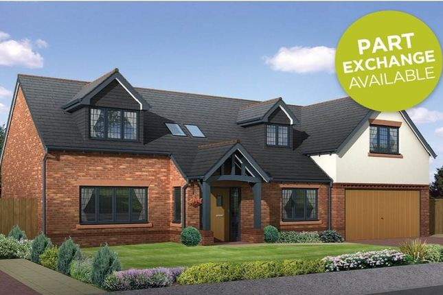 "Thumbnail Detached house for sale in ""The Wilmslow"" at Moor Lane, Wilmslow"