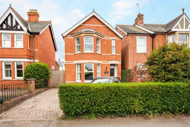 Thumbnail Detached house for sale in Enborne Road, Newbury, Berkshire