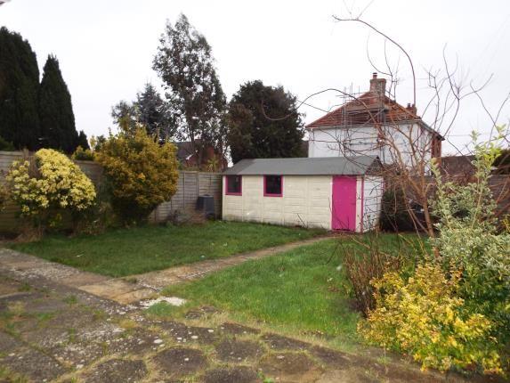 Garden of Fair Oak, Eastleigh, Hampshire SO50