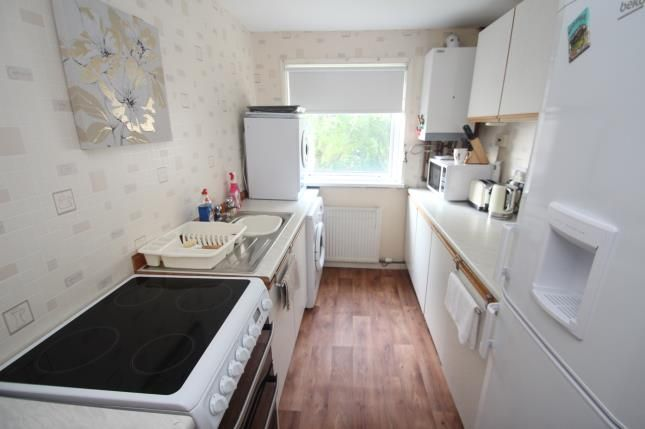 Kitchen of Medlar Road, Abronhill, Cumbernauld, North Lanarkshire G67