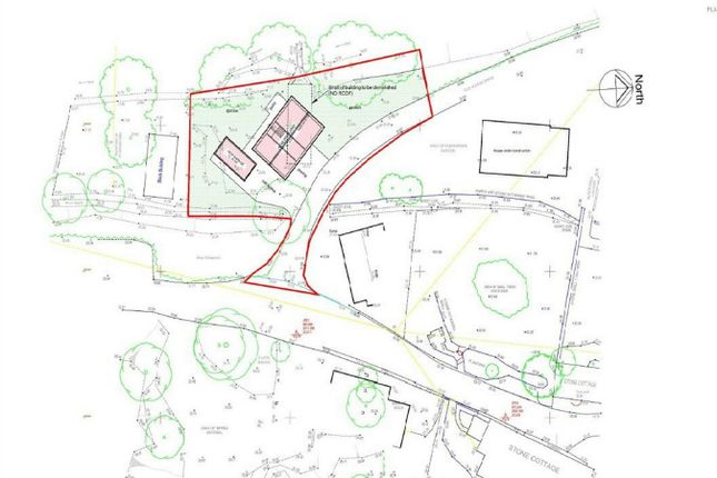 Thumbnail Land for sale in Mill Lane, Grampound, Cornwall