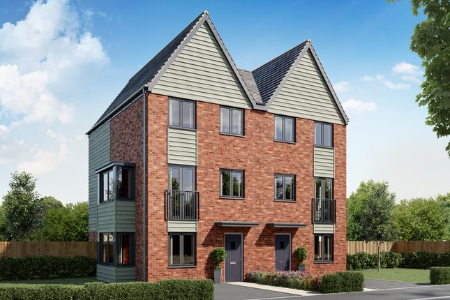 """3 bed semi-detached house for sale in """"The Greyfriars"""" at Gledhill Park, Tamworth Road, Lichfield WS14"""