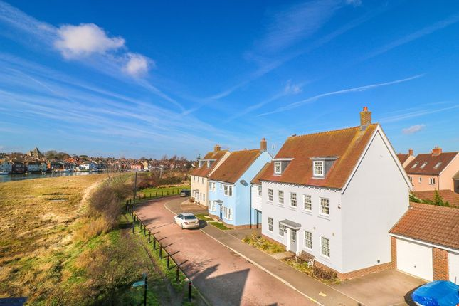 Thumbnail Detached house for sale in Old Ferry Road, Wivenhoe