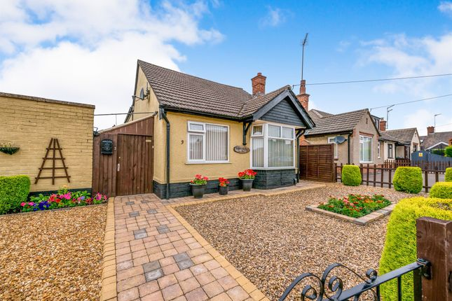 Thumbnail Detached bungalow for sale in Lockwood Close, Kingsthorpe, Northampton