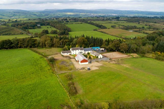 Thumbnail Equestrian property for sale in Bowertrapping, Dalry, Ayrshire