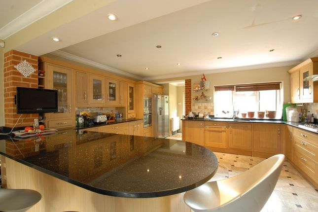 Thumbnail Detached house for sale in Park Avenue, Wraysbury, Staines