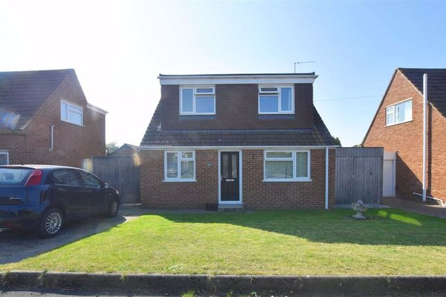 Thumbnail Detached house for sale in Chamwells Avenue, Longlevens, Gloucester