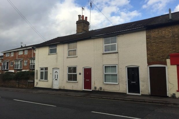 Thumbnail Terraced house to rent in North Street, Leighton Buzzard