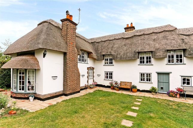 Thumbnail Detached house for sale in Mill Lane, Chinnor, Oxfordshire