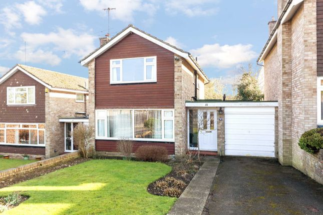 Thumbnail Link-detached house for sale in Lombardy Drive, Berkhamsted