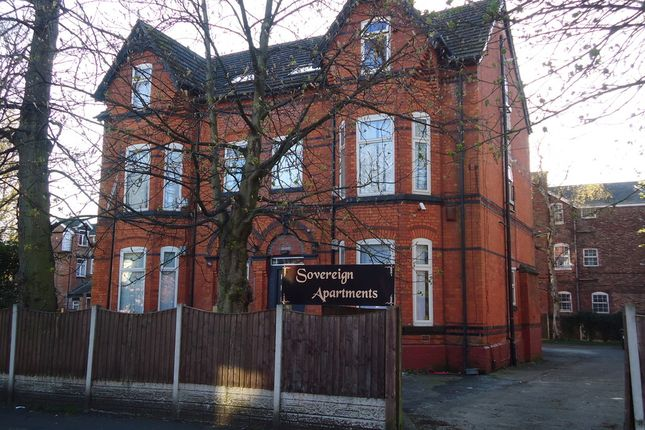 Thumbnail Flat to rent in Polygon Road, Crumpsall, Manchester