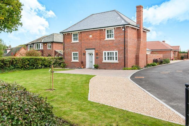 4 bed detached house for sale in Victoria Hill, Eye