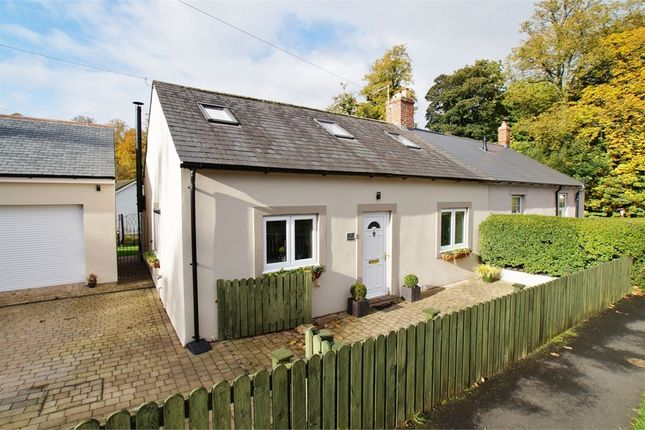 Thumbnail Cottage for sale in Crossways, Tarn Road, Brampton, Cumbria
