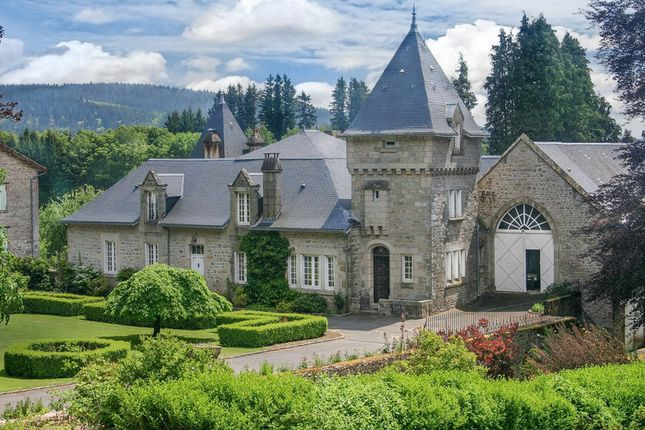 Thumbnail Château for sale in Bourganeuf, Creuse, Nouvelle-Aquitaine