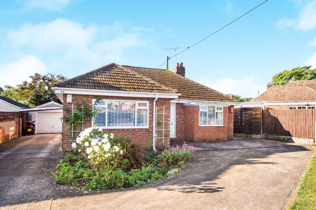 Thumbnail Detached bungalow for sale in Messingham Lane, Scawby, Brigg