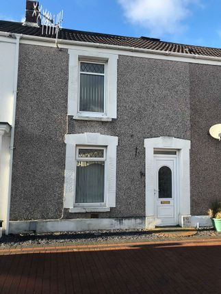 Thumbnail Terraced house to rent in Pwll Street, Landore