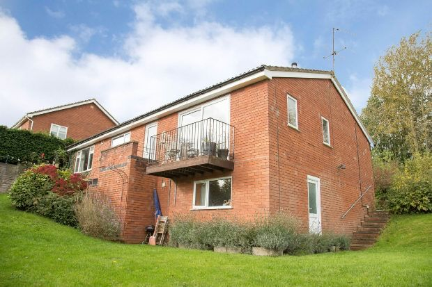 Thumbnail Detached bungalow for sale in Spencer Drive, Malvern