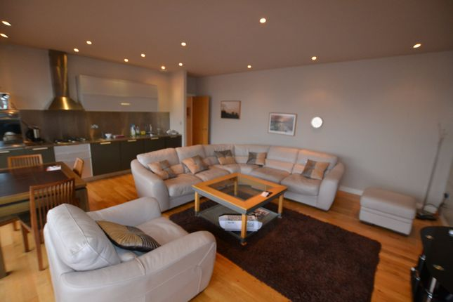 Thumbnail Flat to rent in Lee Circle, Leicester