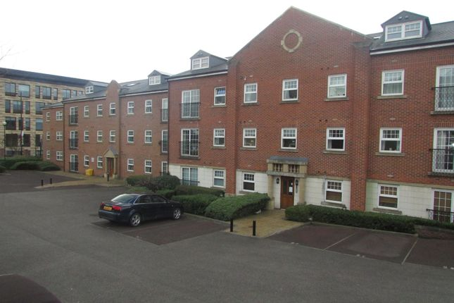 Thumbnail Flat to rent in St Christophers Walk, Bishopsgate, Wakefield