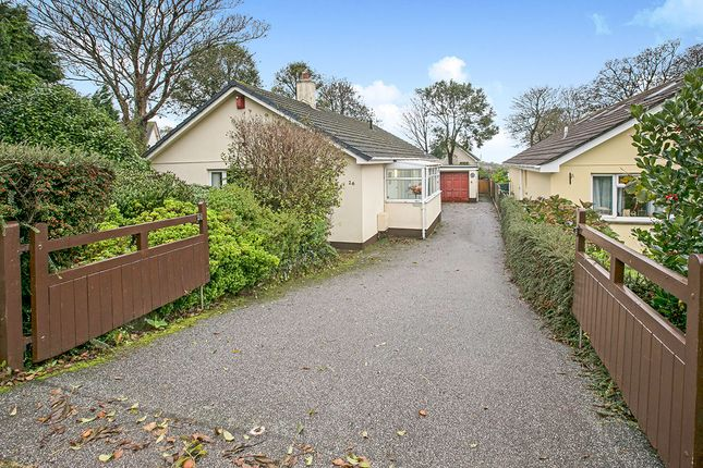 Thumbnail Bungalow for sale in Pentalek Road, Camborne, Cornwall