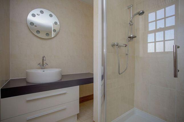 Shower Room of Crawford House, Thorpe Road, Peterborough, Cambridgeshire. PE3