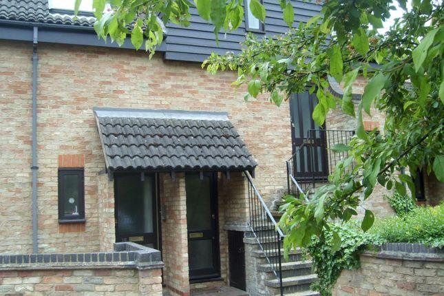 Thumbnail Maisonette to rent in St. Peters Court, Bury St. Edmunds