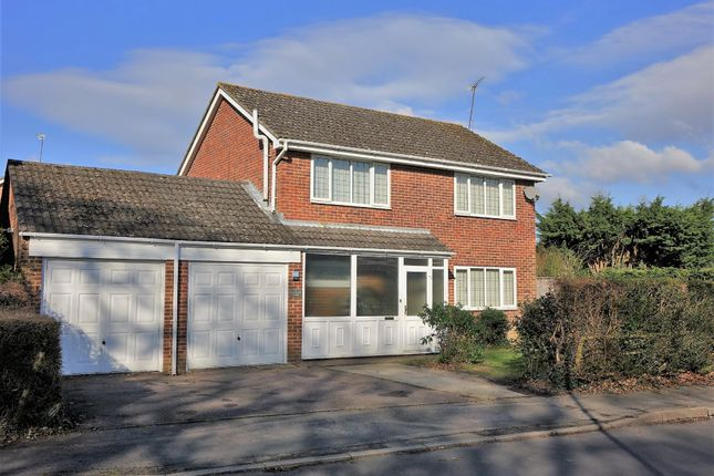 4 bed detached house for sale in Kestrel Close, Marchwood, Southampton