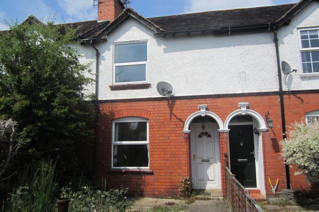 Thumbnail Terraced house for sale in Wood Street Gardens, Shrewsbury