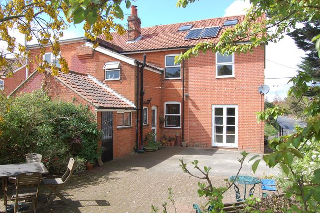 Thumbnail Semi-detached house for sale in Old Barrack Road, Woodbridge